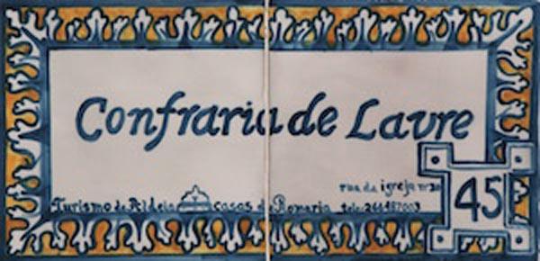Alojamento-Azulejo-Lavre